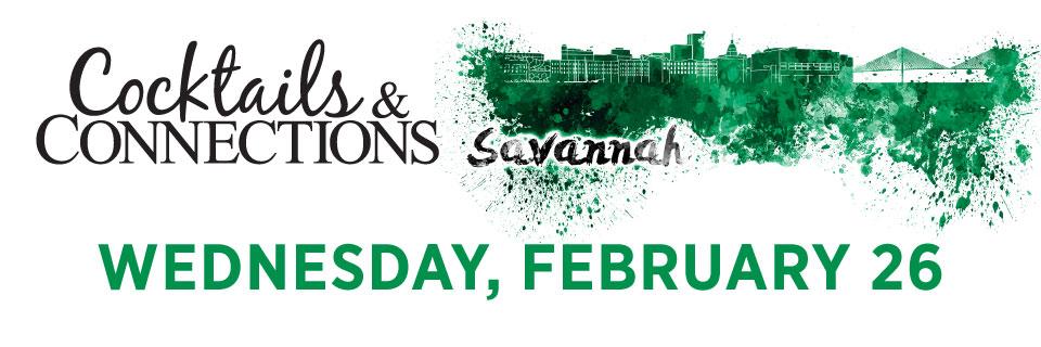 Savannah Cocktails February 26